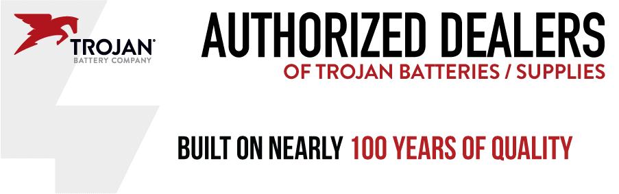 Trojan Battery - Nearly 100 Years making Golf, Marine, Floor Machine Aerial Work Platform Batteries