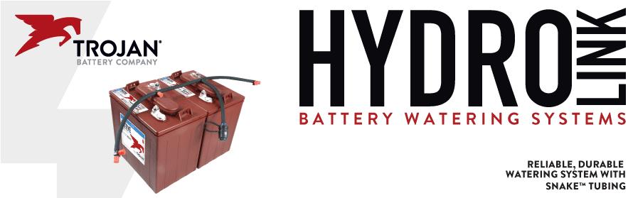 Trojan Hydrolink Battery Watering Systems For Golf Carts, Marine, RV & Solar