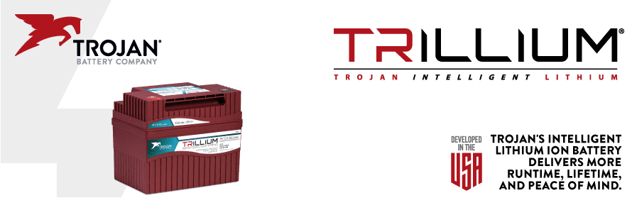 Trojan Batteries For Lead Acid Replacements, Golf Carts, Marine & RV, Solar Applications, Utility Vehicles. MEWP and more