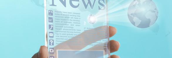 futuristic smartphone